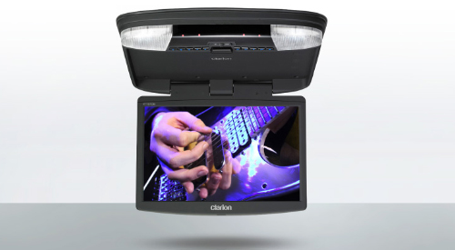 Clarion Overhead Monitor