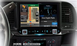 Alpine in-Dash Restyle Systems