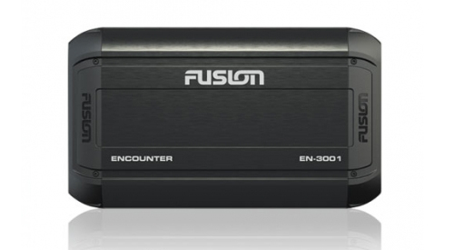 Fusion Car Audio Amplifiers