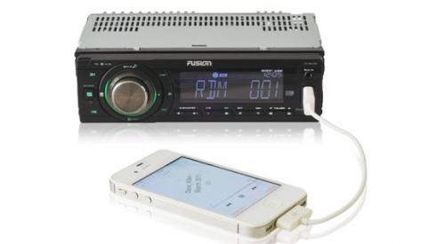 Fusion Car Audio Head Units