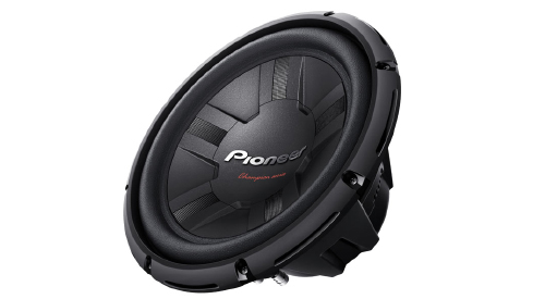 Pioneer Car Audio Subwoofers